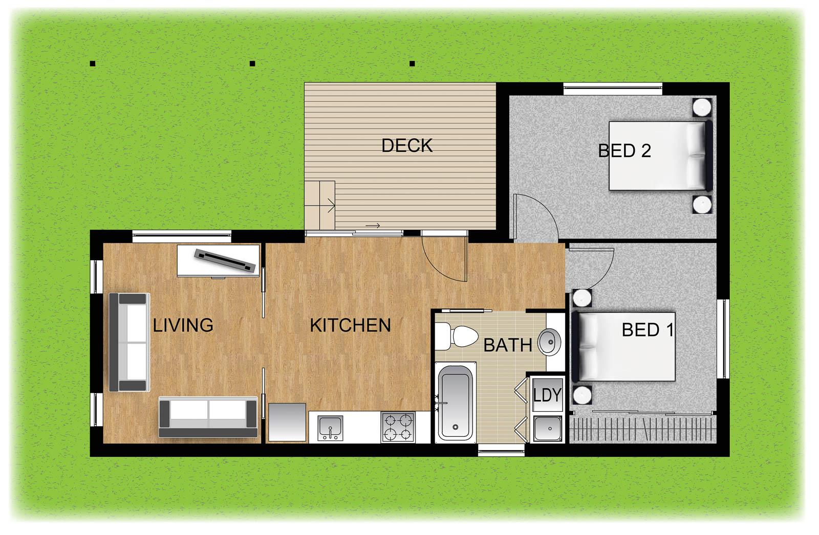 Mabella panel homes australia for Precast concrete home plans