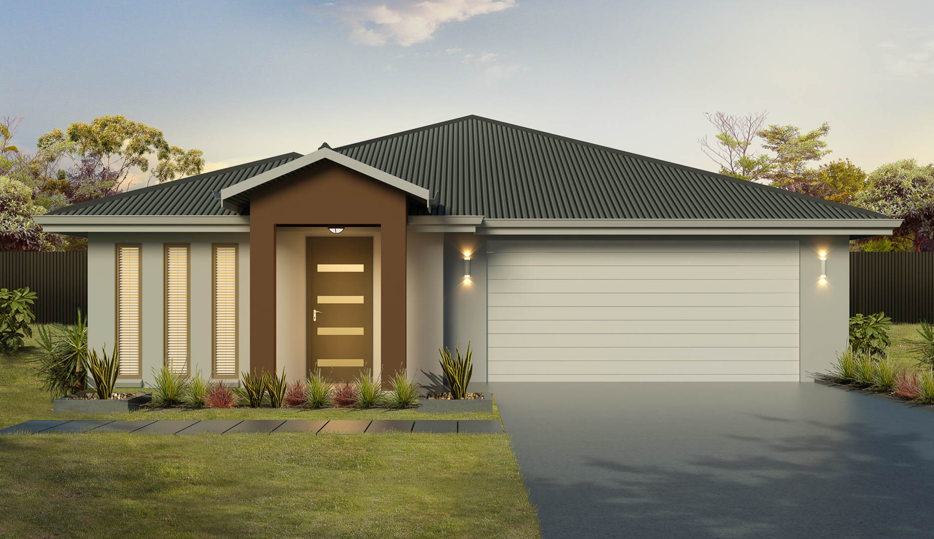Panel homes australia a great place to call home for Concrete panel house