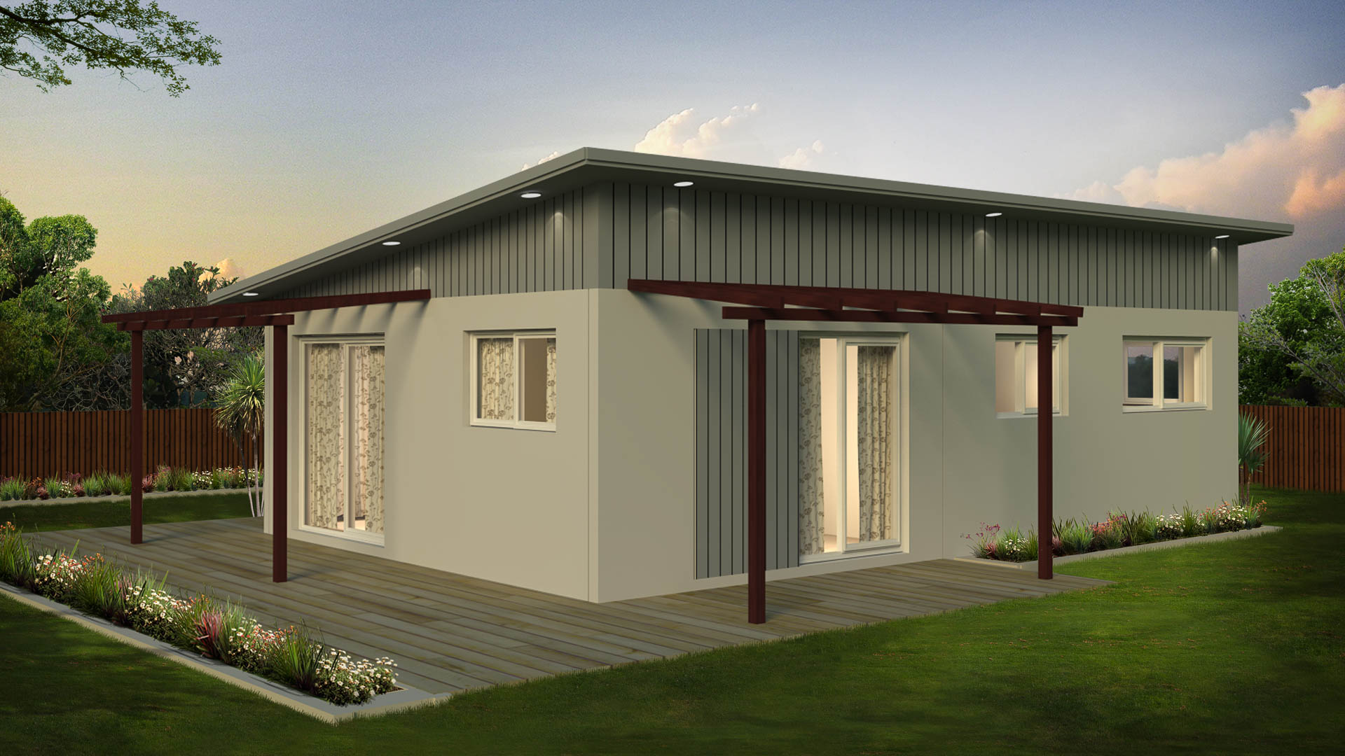 Panel homes australia a great place to call home for Precast concrete home kits