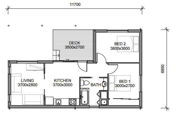 Panel Homes Pre-cast Concrete Design - Mabella